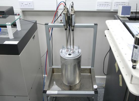 UKAS accredited IRTD Calibration, UKAS calibration