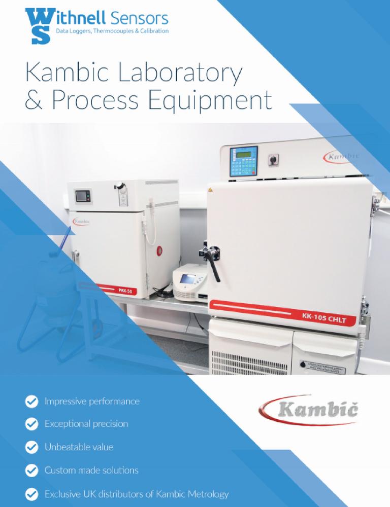 Kambic Brochure