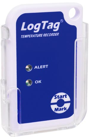 LogTag TRIX-16 TRIX-8 Temperature data logger