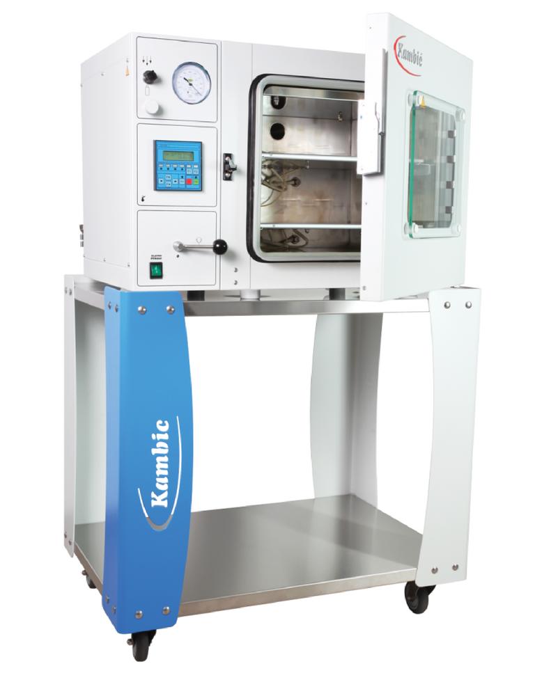 Kambic Vacuum Ovens UK