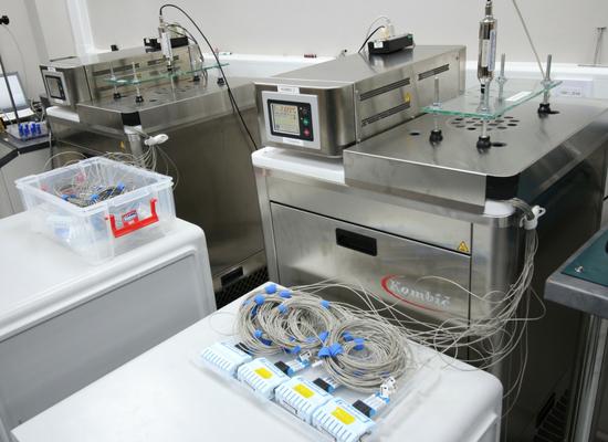 UKAS data logger calibration, UKAS temperature calibration