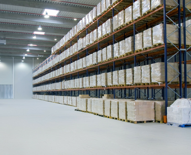 warehouse mapping temperature mapping