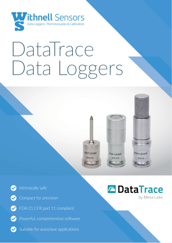 DataTrace Data Loggers, DataTrace Data logger hire, data logger hire