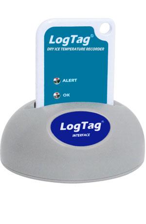LogTag SRIL-8 data logger