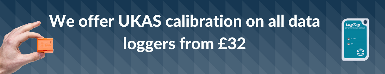 UKAS Calibration slider