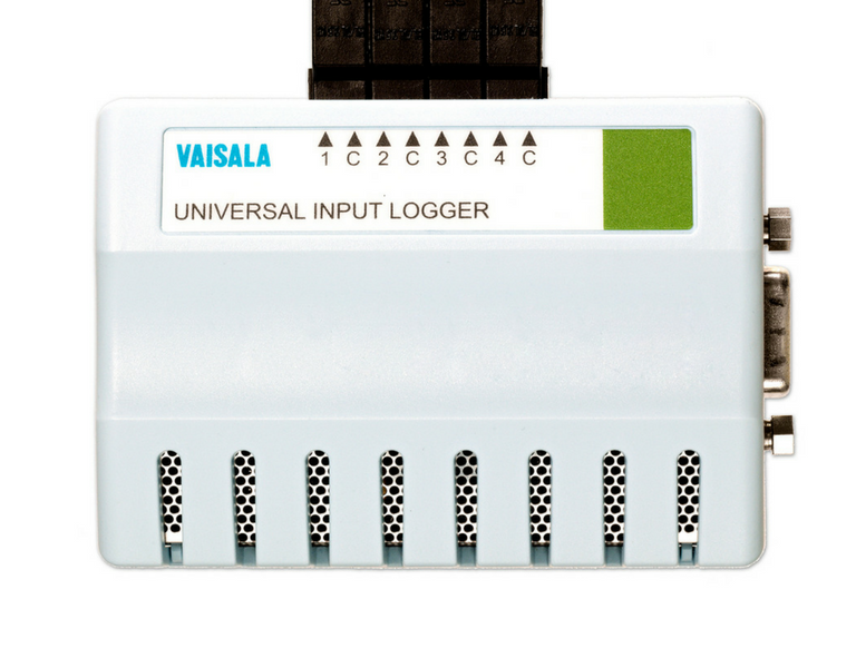 Vaisala VL-4000 data logger