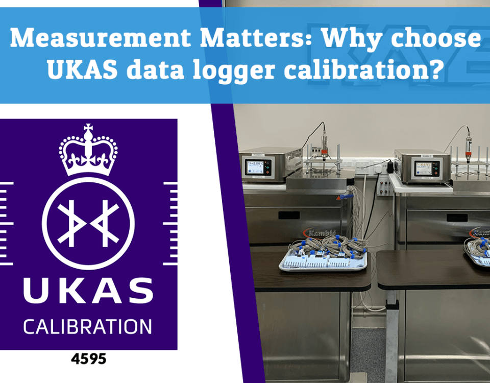 Why choose UKAS data logger calibration