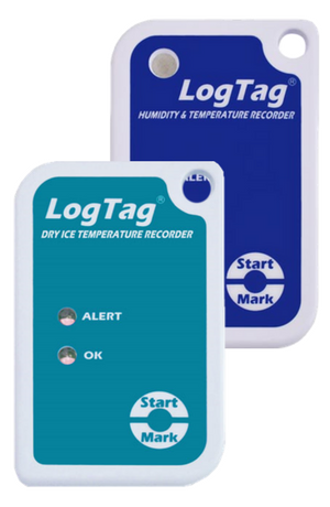 logtag, transport temperature monitoring