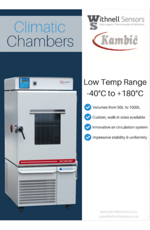 Climatic chamber rental brochure