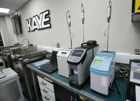 UKAS Dry block calibration