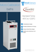 Kambic micro calibration bath