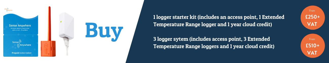 freezer temperature monitoring