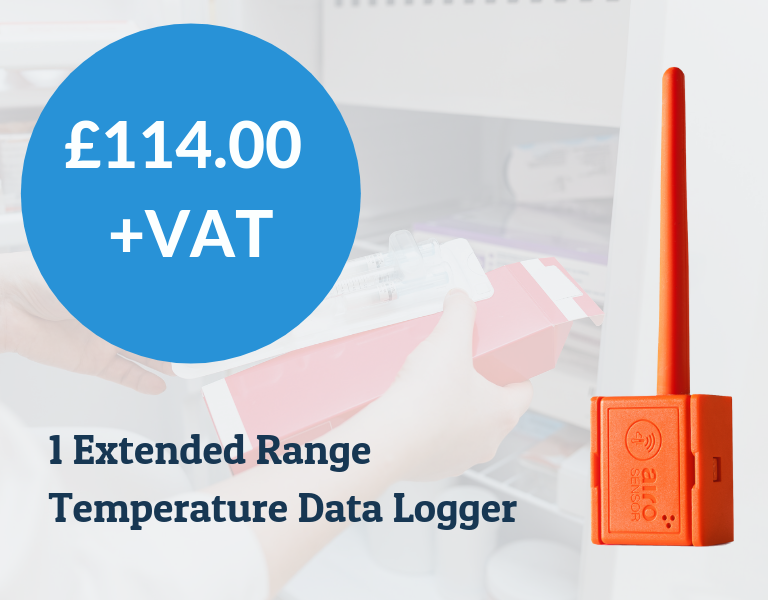 1 extended range temperature data logger