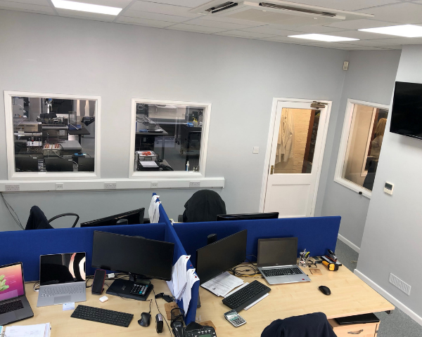 New Lab Expansion