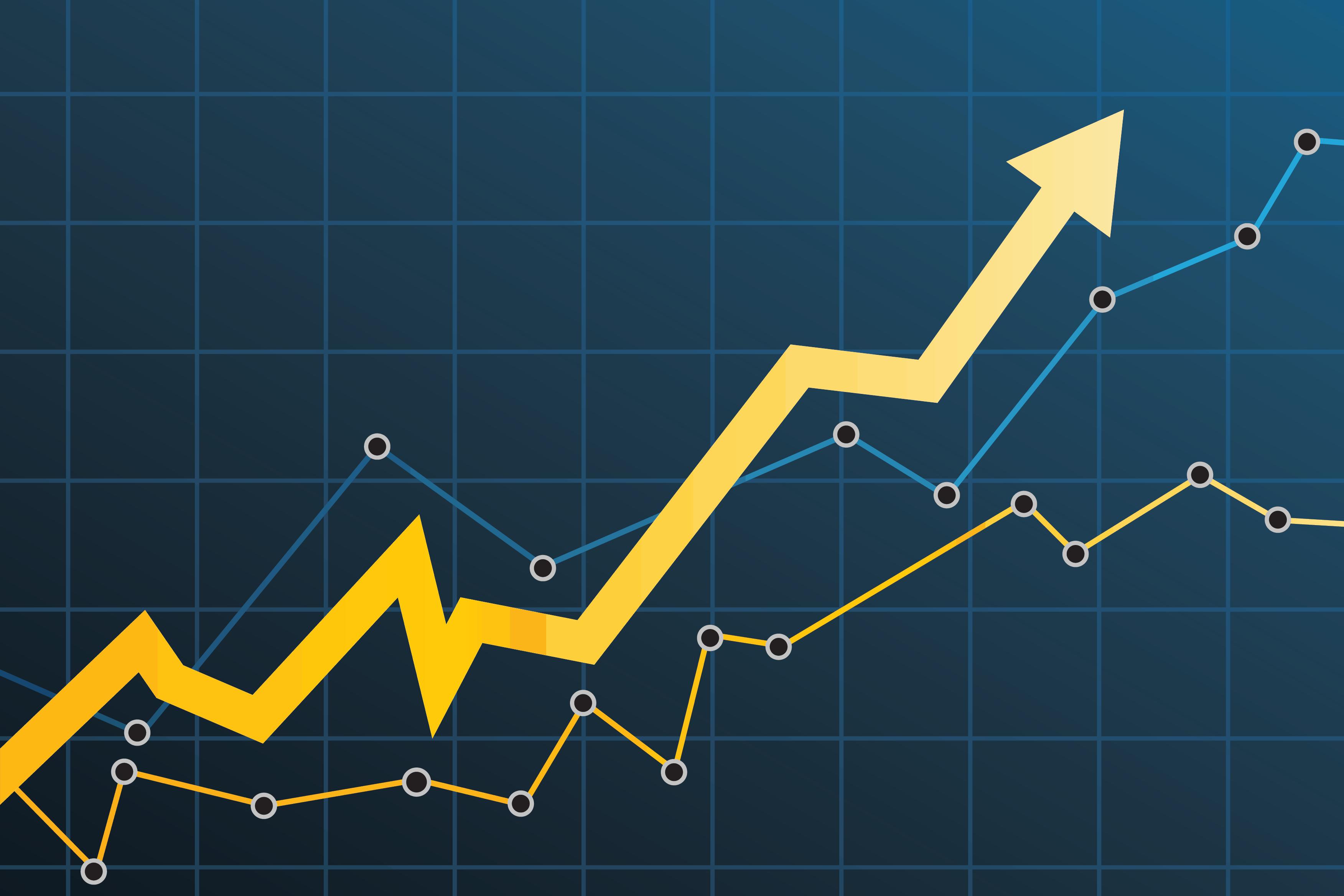 Clou data growth
