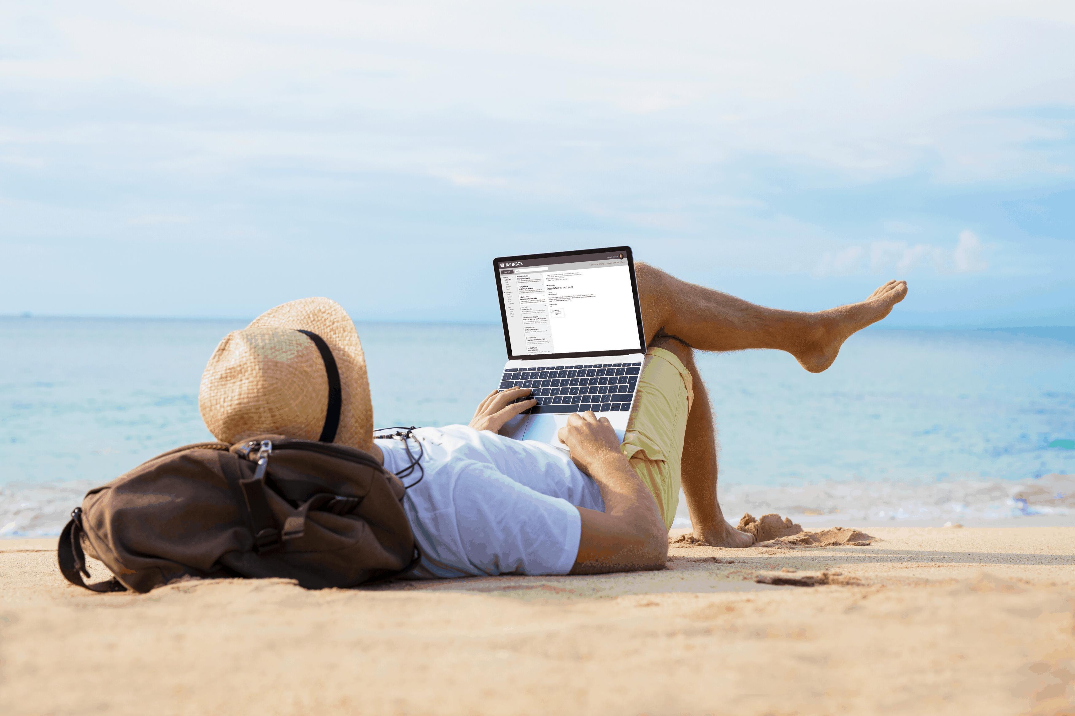 Holiday Laptop data