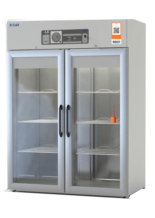 AiroSensor fridge asset tag.