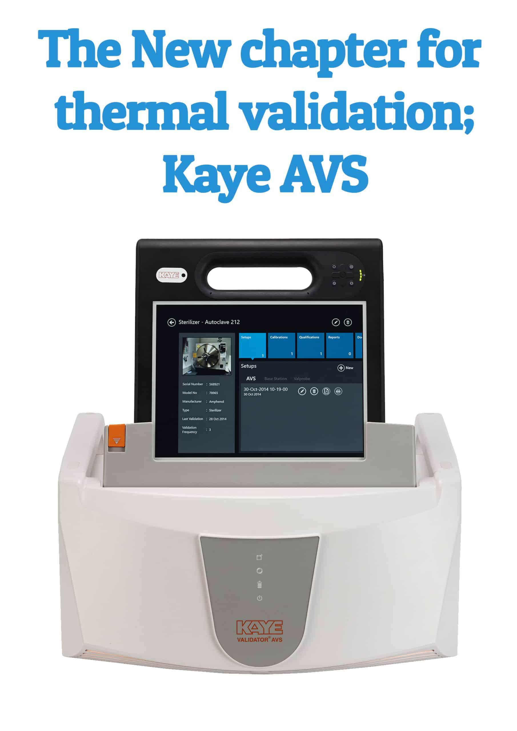 Kaye Validator 2000 (Kaye V2K)