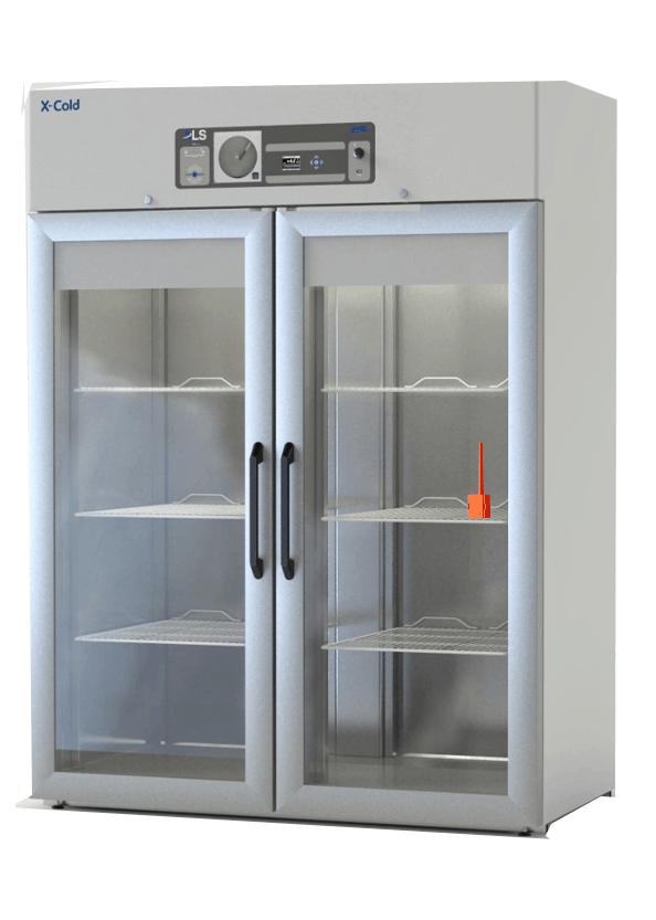ALS X-COLD fridge & SA