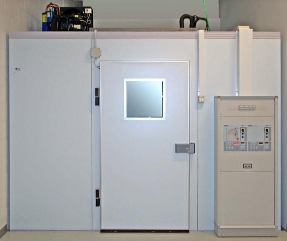 PE Prefabricated Cold Storage Room