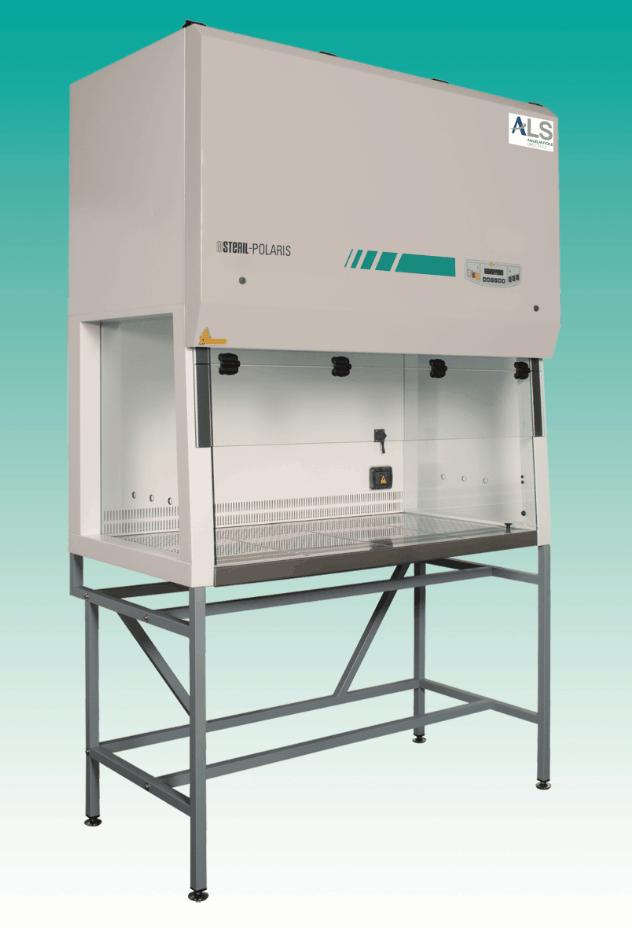 Polaris vertical laminar flow cabinets