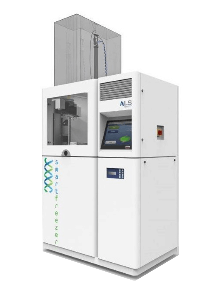 Smart Freezer Liquid Nitrogen Freezer
