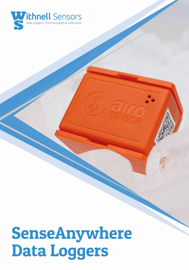 SenseAnywhere AiroSensor Brochure Cover