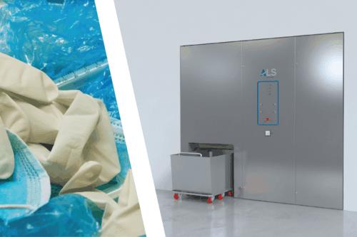 Waster Medical Waste Sterilisation System
